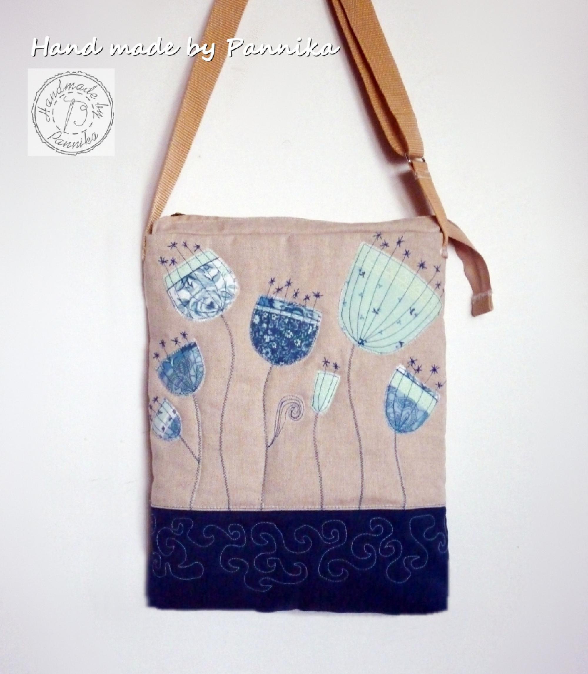 6087c80c4a98 Patchwork táska - 7 950 Ft *** Egyedi kézműves termékek